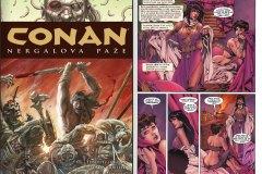 Conan 6: Nergalova paže - ukázka